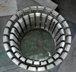 мешалка ротор статор